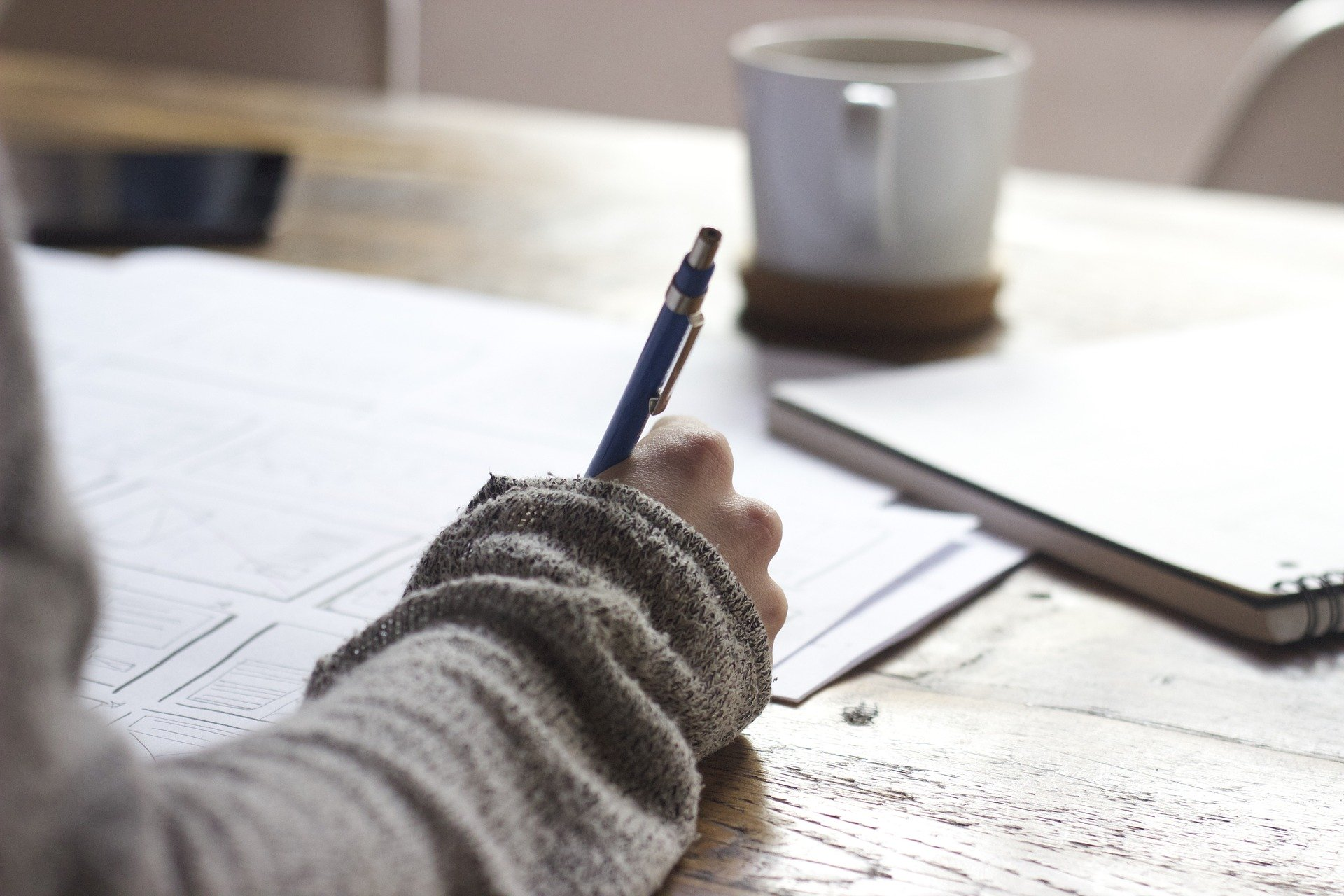 Na czym polega ghost writing?